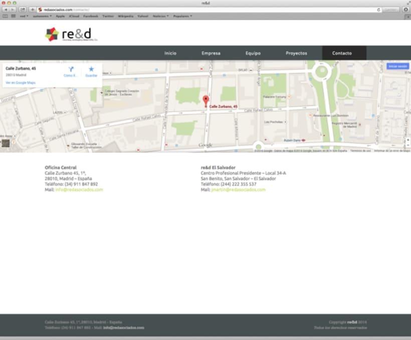 Diseño y maquetación web en wordpress 4