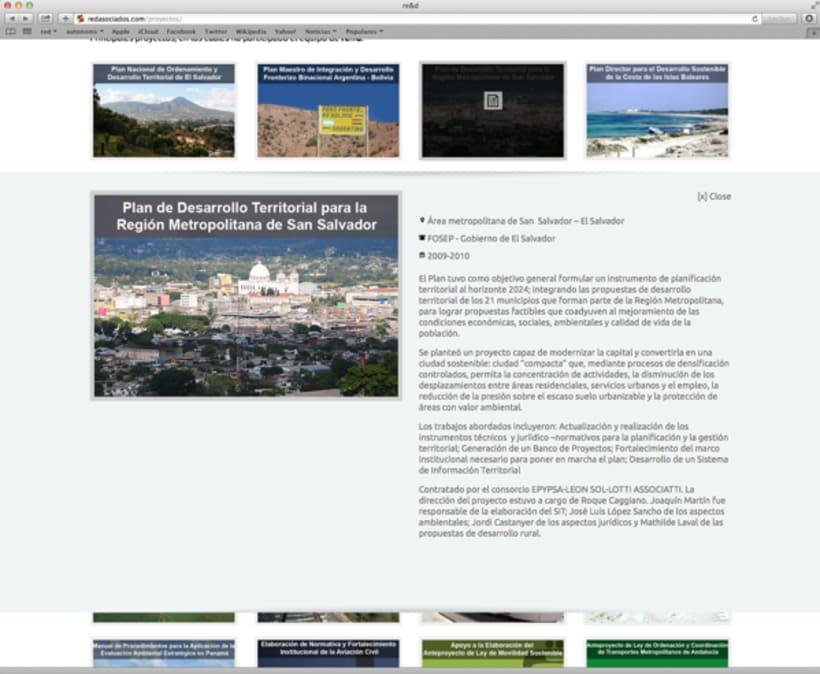Diseño y maquetación web en wordpress 7