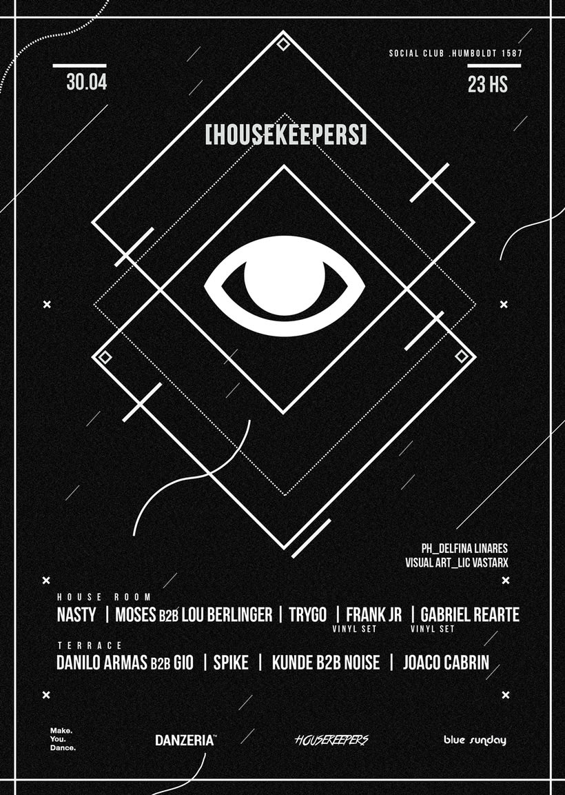 E FLYER - Housekeepers party  2