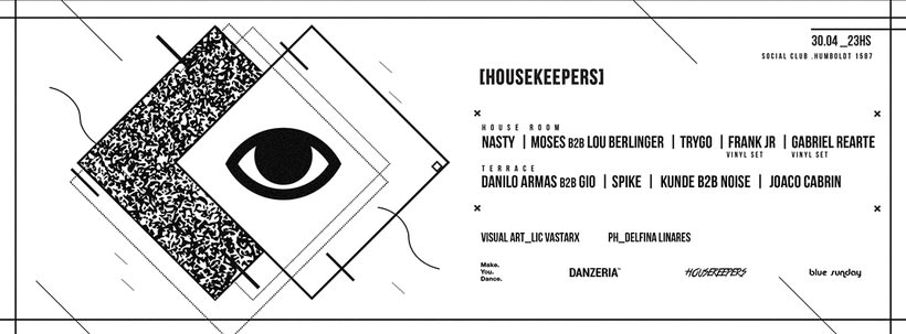 E FLYER - Housekeepers party  3