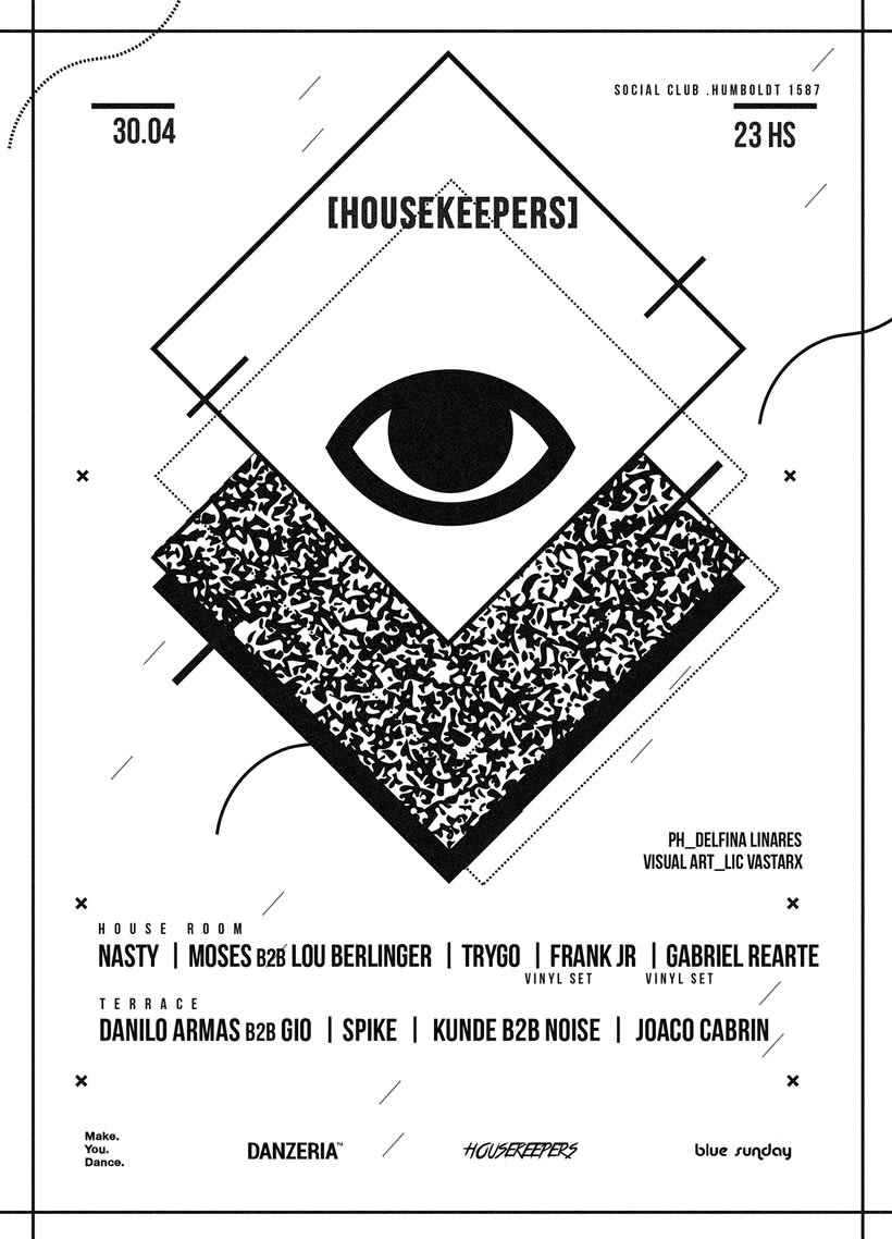 E FLYER - Housekeepers party  1
