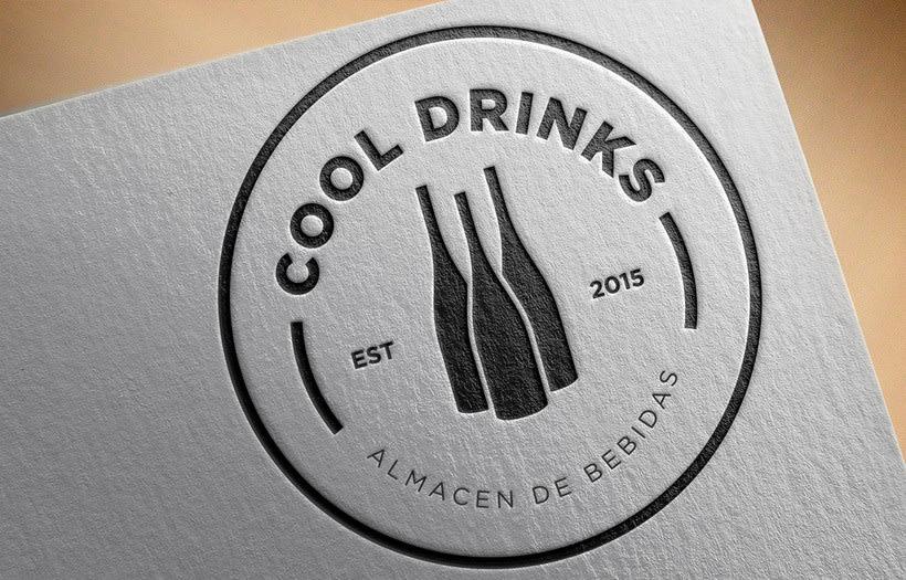 BRANDING / IDENTITY  - COOL DRINKS  4