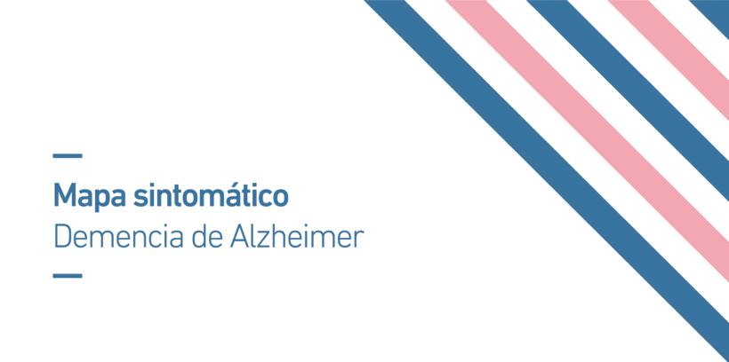 Mapa sintomático de la demencia de Alzheimer 0