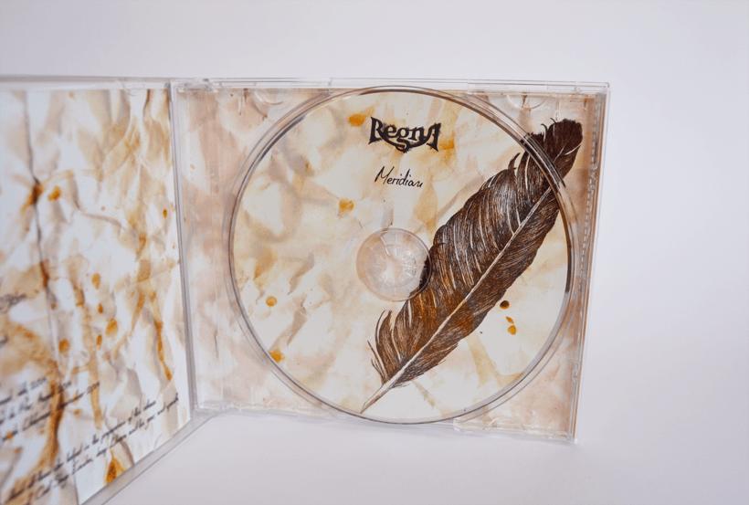 Meridian. EP de Rock Progresivo 4