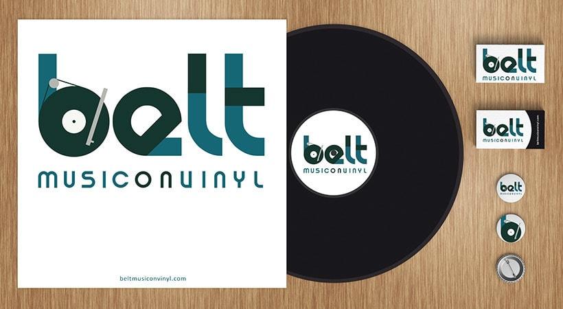 Branding beltmusiconvinyl.com 1