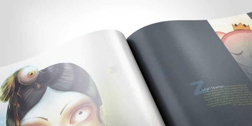 Revista AWAKE! - Diseño editorial 3
