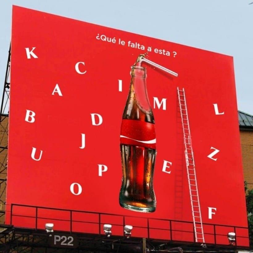 Campaña Comparte Coca-Cola República Dominicana 1