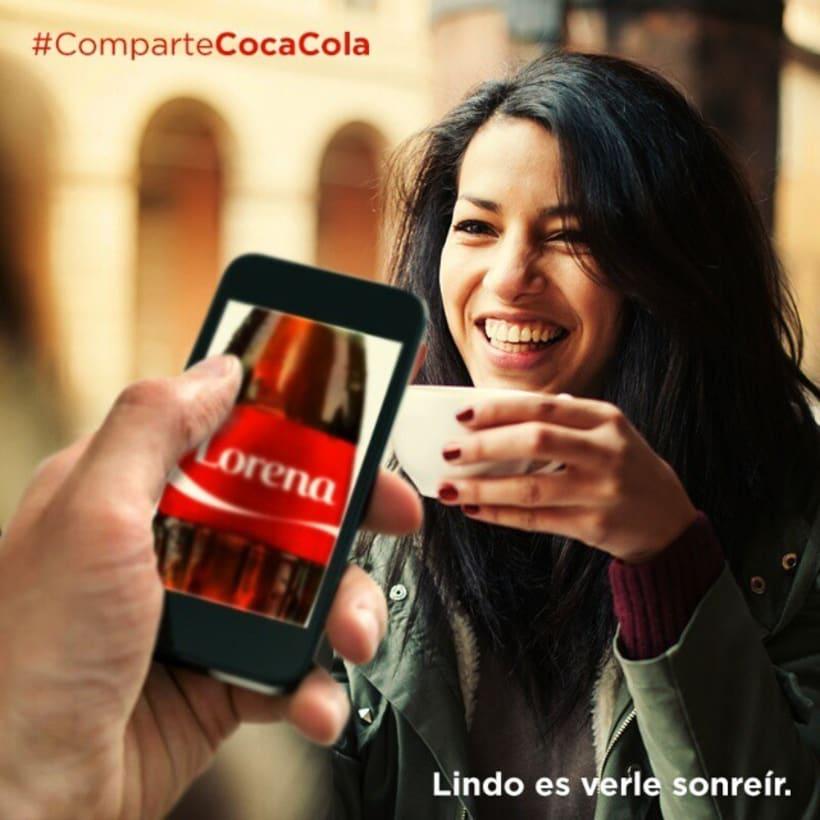 Campaña Comparte Coca-Cola República Dominicana 4
