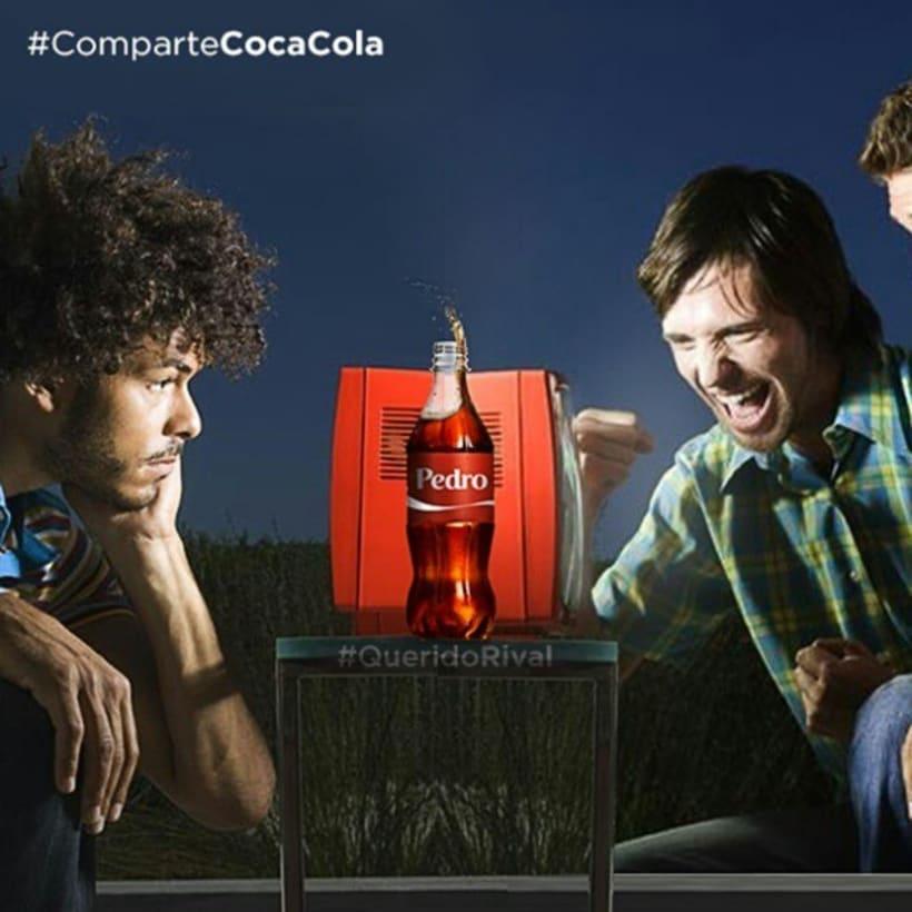 Campaña Comparte Coca-Cola República Dominicana 8