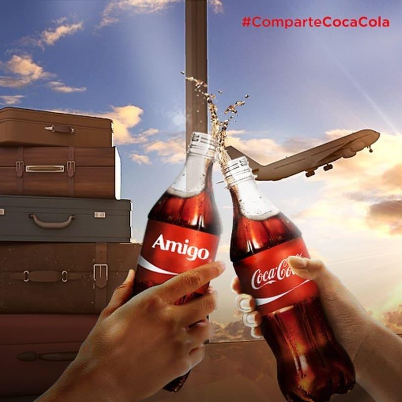 Campaña Comparte Coca-Cola República Dominicana 9