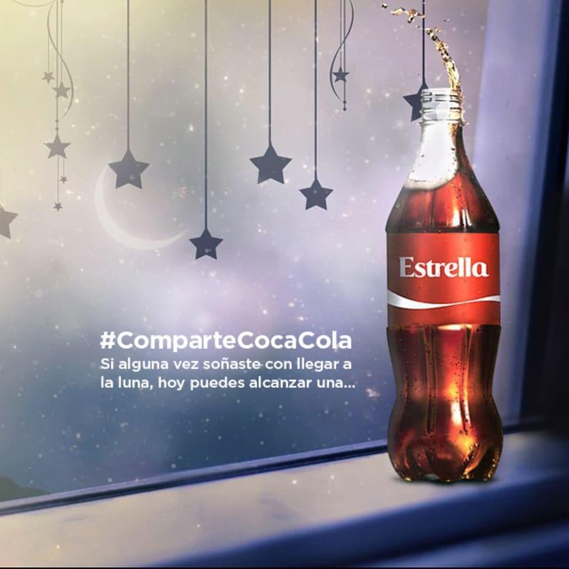 Campaña Comparte Coca-Cola República Dominicana 5