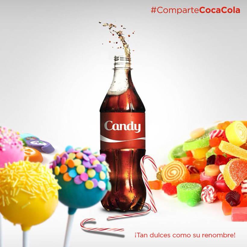 Campaña Comparte Coca-Cola República Dominicana 10