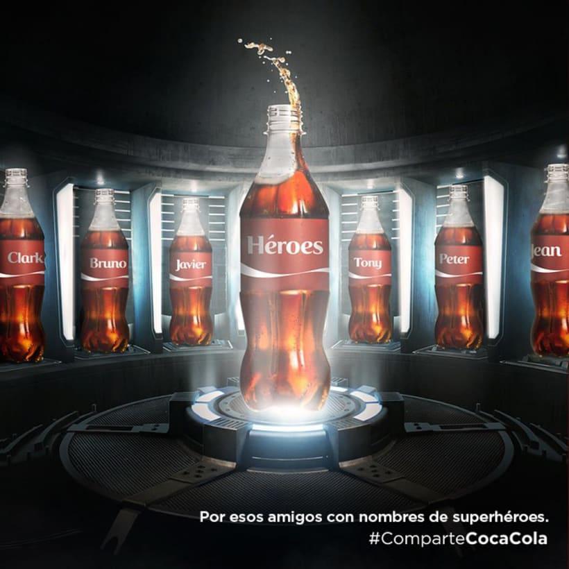 Campaña Comparte Coca-Cola República Dominicana 3