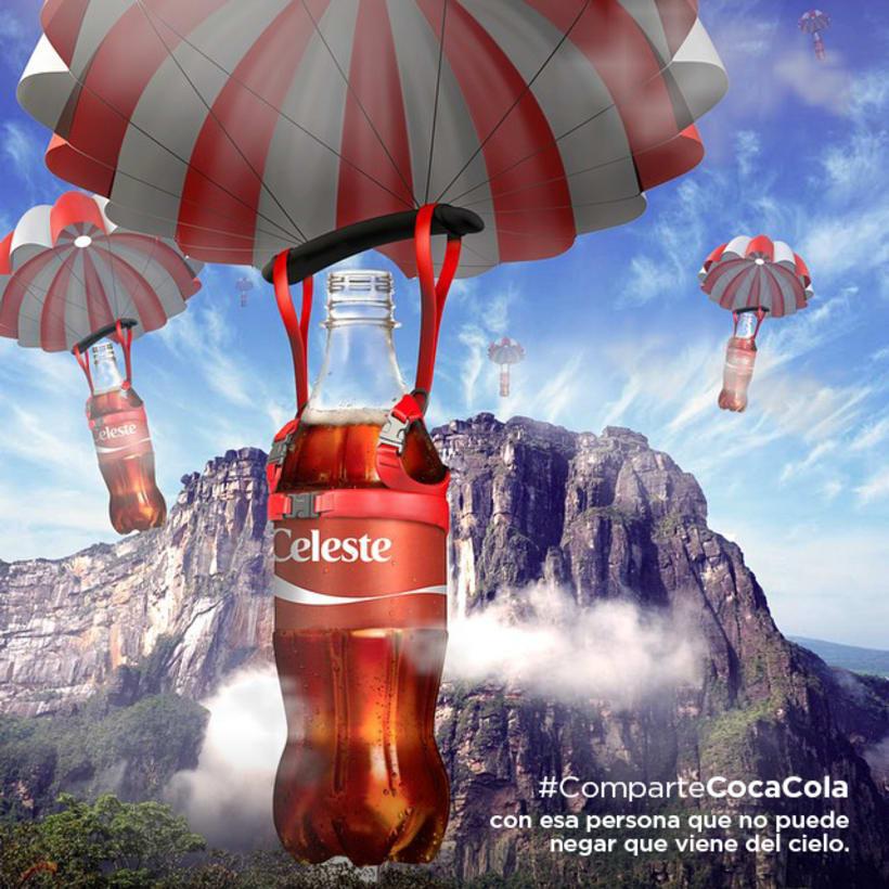 Campaña Comparte Coca-Cola República Dominicana 2