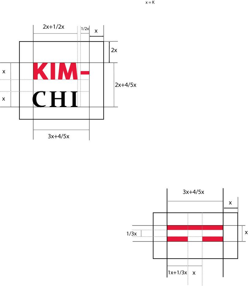 Identidad Corporativa de Restaurante Coreano 0