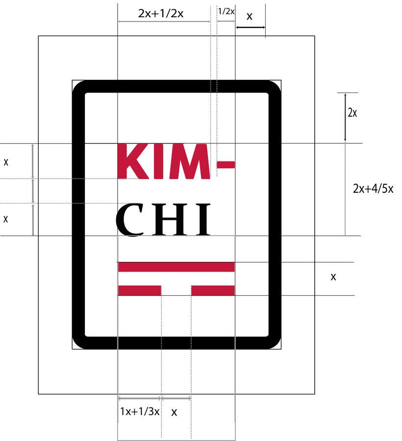 Identidad Corporativa de Restaurante Coreano 1
