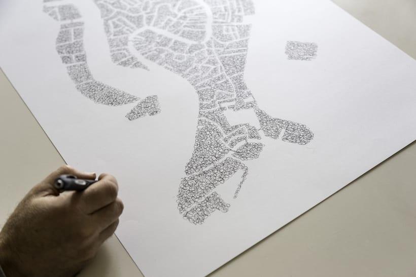 Ilustración de Mapas 1