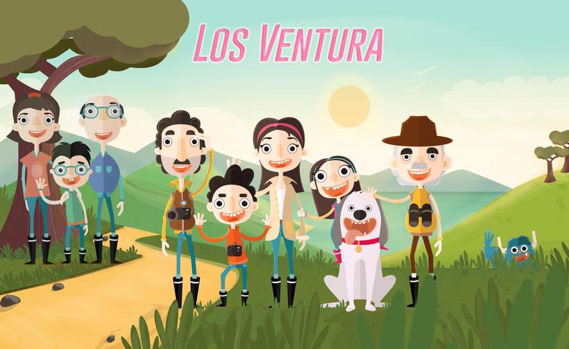 La familia Ventura 0