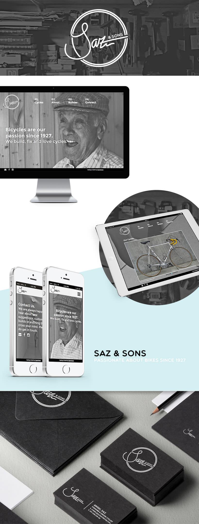 Saz & Sons - WIP -1
