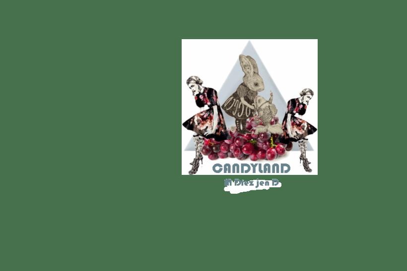CANDYLAND -NUEVO LOGO PARA MIS CAMISETAS QUE VIENEN EN CAMINO CON LA COLABORACIÓN DE TATITA -1
