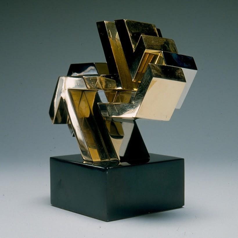 Esculturas corporativas: identidad tridimensional 1