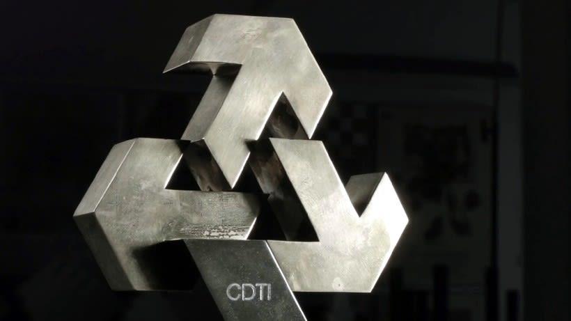 Esculturas corporativas: identidad tridimensional 6