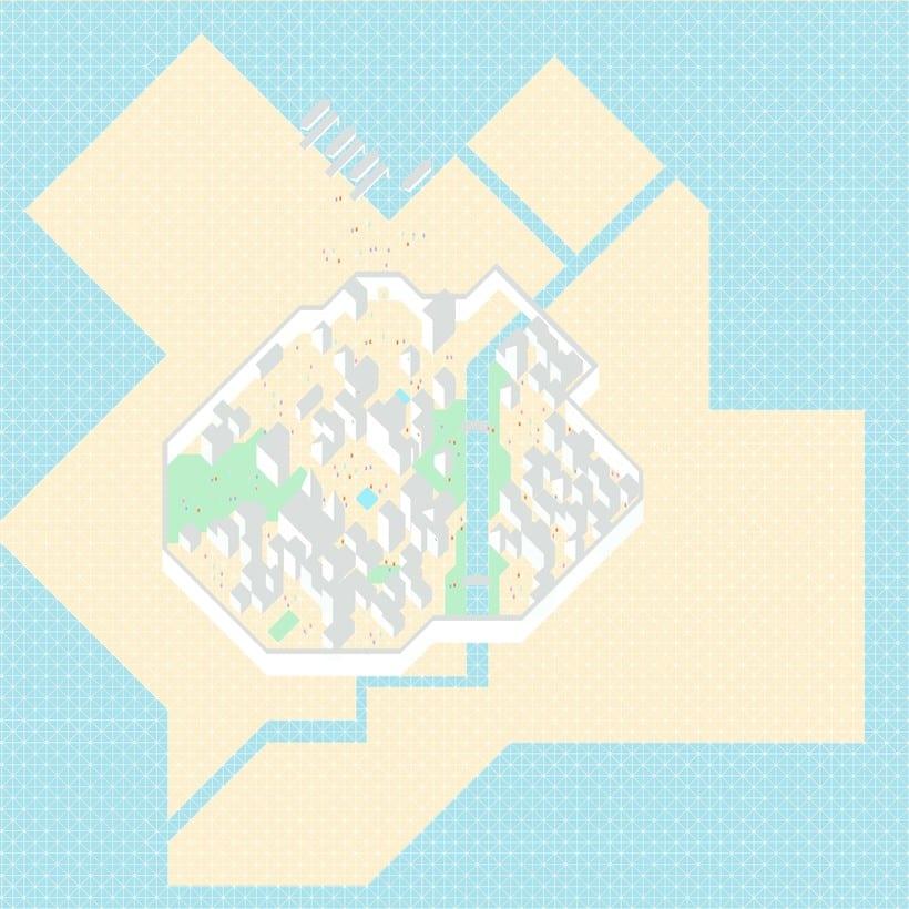 Las Ciudades Invisibles -1