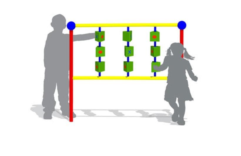 Parque infantil - 3D 4
