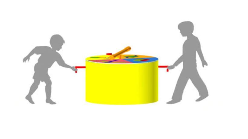 Parque infantil - 3D 6