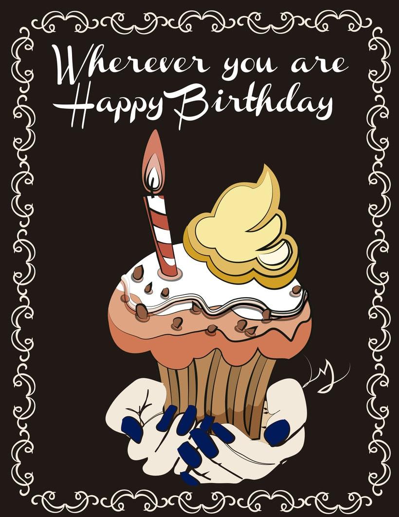 Happy Birthday  -1