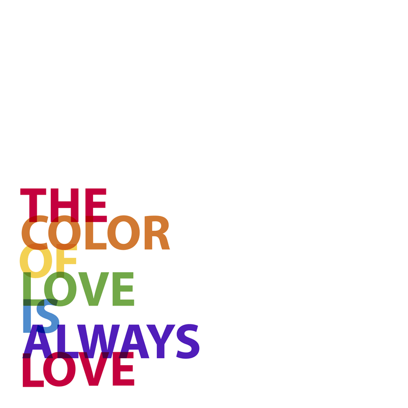 THE COLOR OF LOVE -1