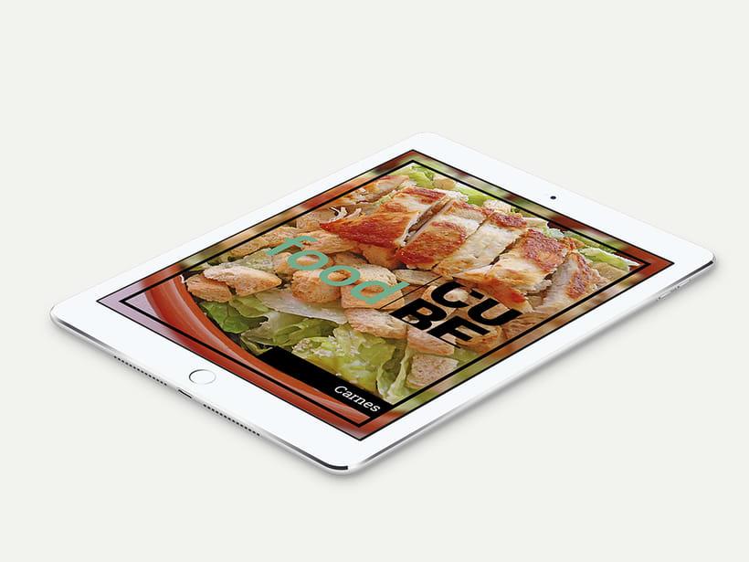 Food CUBE app 0