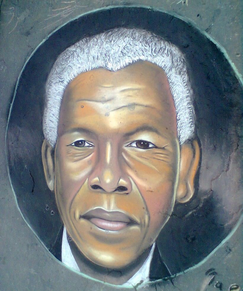 Nelson Mandela 2 0