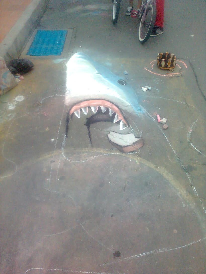 Tiburón (3D) 1