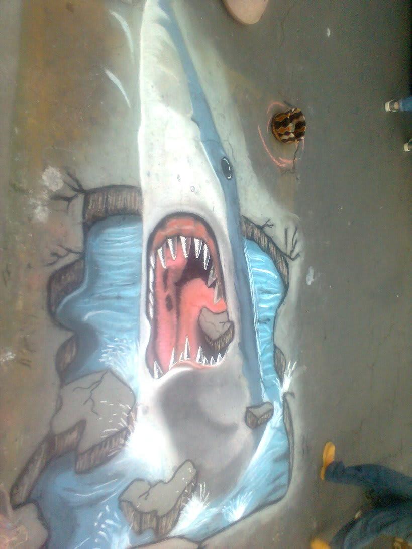 Tiburón (3D) 6