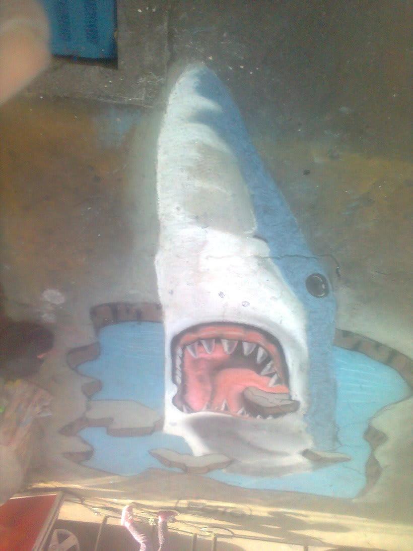 Tiburón (3D) 5