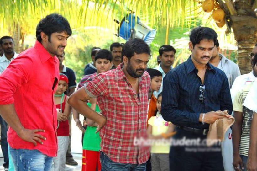 "Best Wishes To Our Adityaram Movies ""EkNiranjan"" Hero Mr. PRABHAS 0"