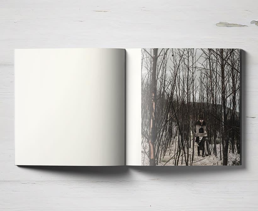 Campaign Look Book for Fashion Designer 3