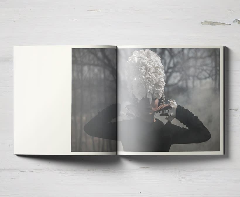 Campaign Look Book for Fashion Designer 6