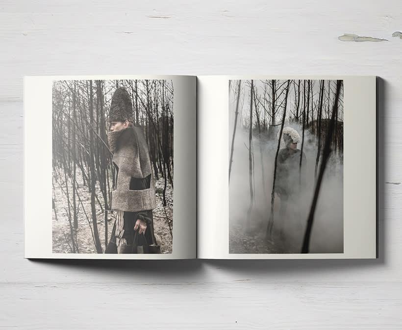 Campaign Look Book for Fashion Designer 7