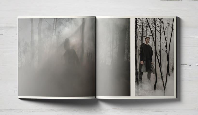 Campaign Look Book for Fashion Designer 8