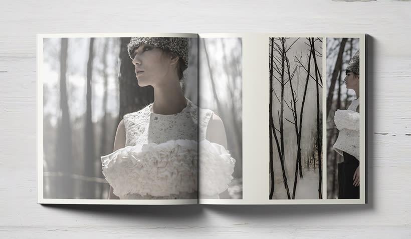 Campaign Look Book for Fashion Designer 10
