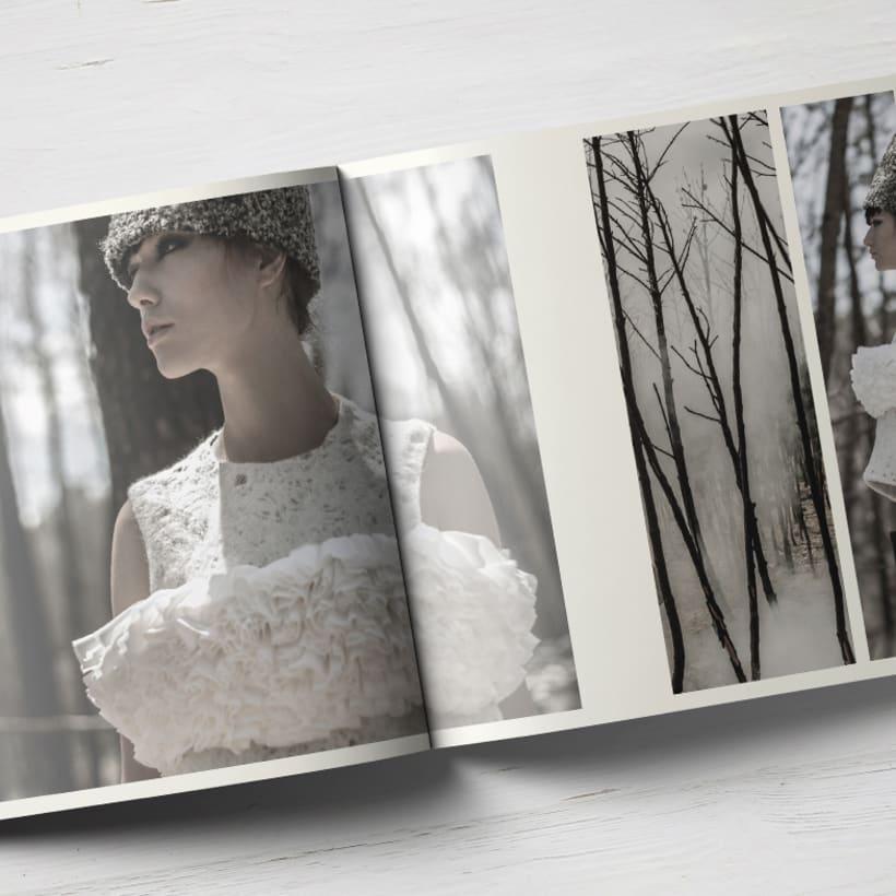 Campaign Look Book for Fashion Designer 11