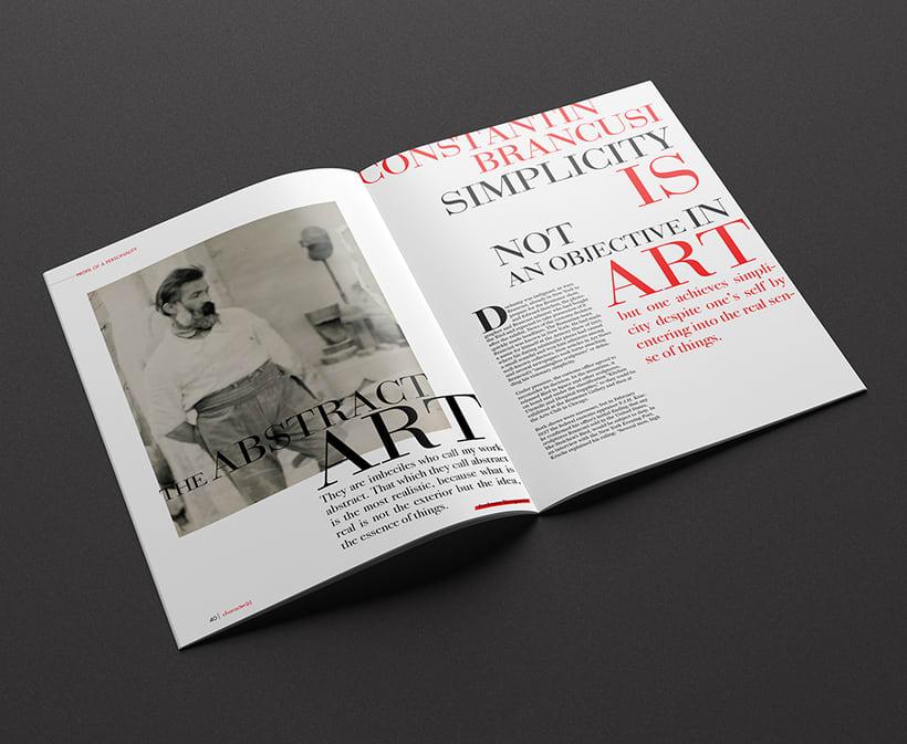 Character(s) Magazine 3