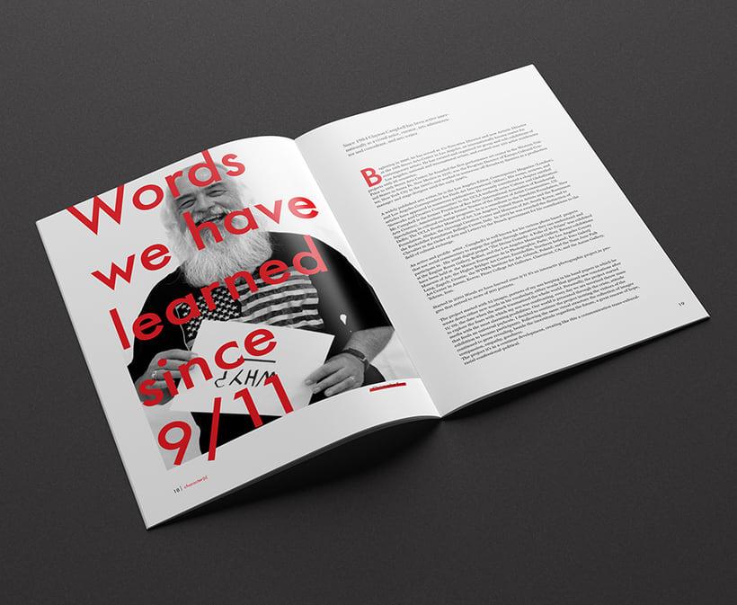 Character(s) Magazine 6