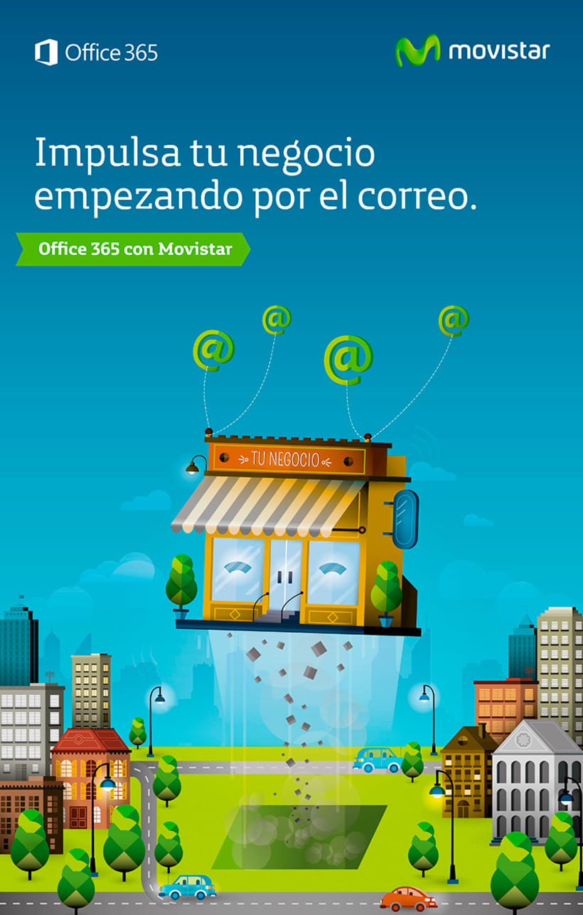 Movistar Ilustraciones 5