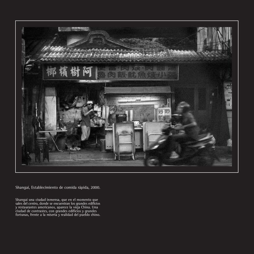 Catálogo y materiales para exposición fotográfica 2