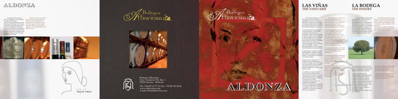 Folleto presentación Vinos Aldonza -1