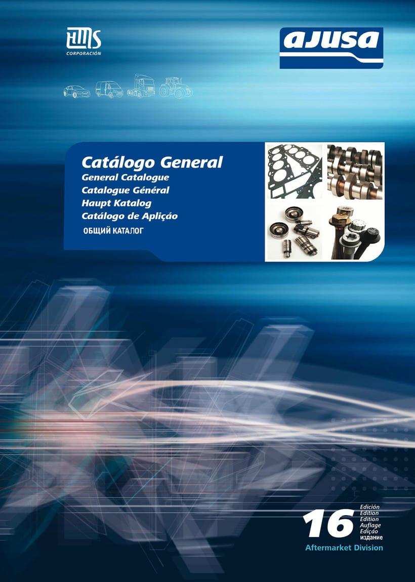 Catálogos producto industrial 0