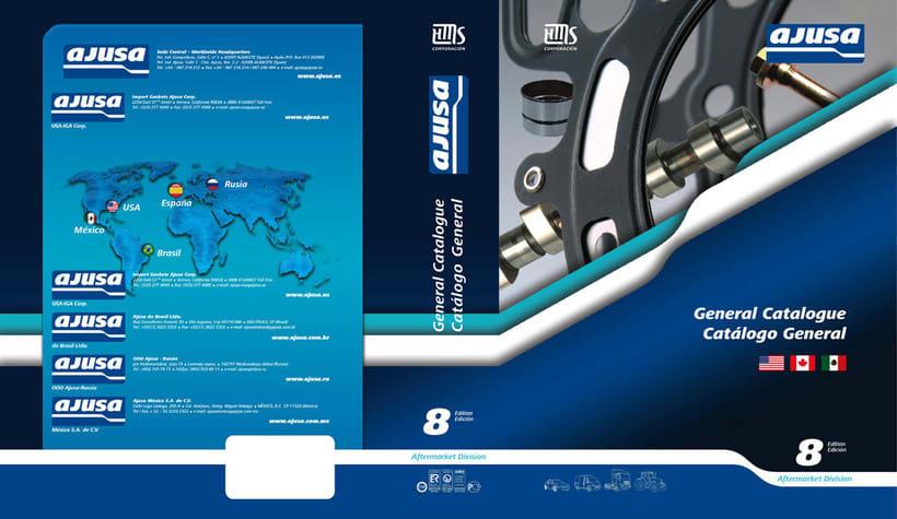 Catálogos producto industrial 1